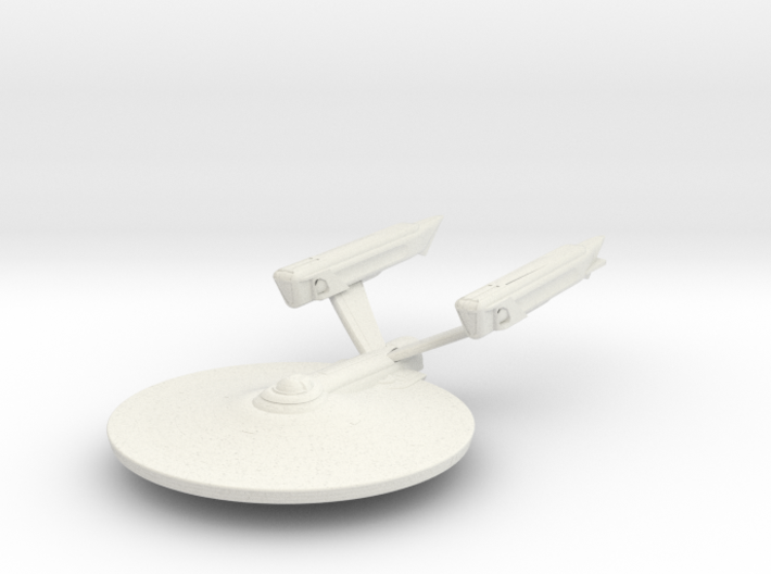 Pioneer Class III Refit Destroyer 3d printed