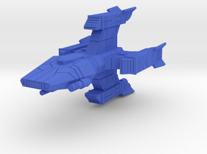 3125 Haydron Frigate 3d printed