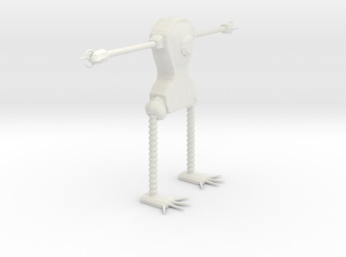 Clawrobot 3d printed