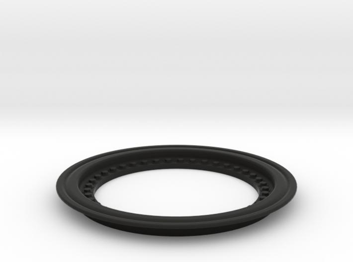 2651 - Tribute wheel, Tru-Fit beadlock - glue-in 3d printed