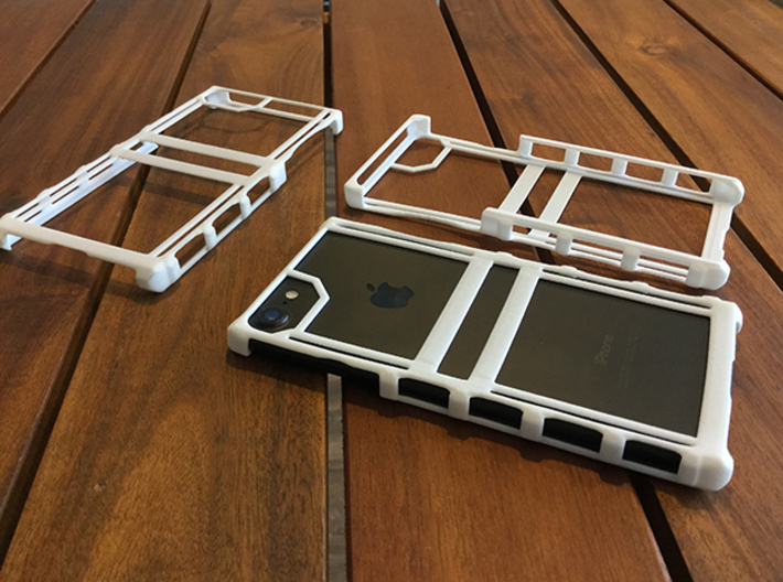 The Essential iPhone Case 3d printed