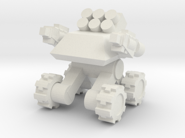 Rim Bastion Infantry Support Drone 3d printed