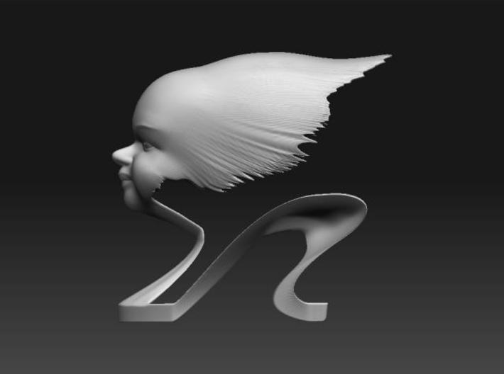 wind 3d printed Description