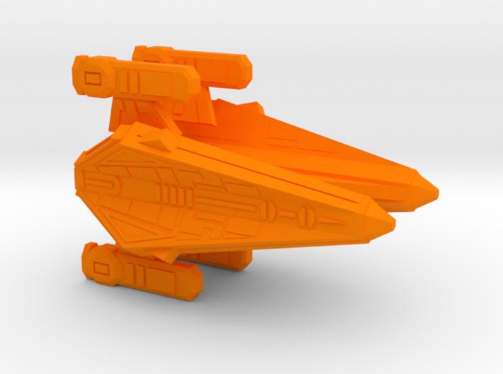Thorlian Y8 Fast Cruiser 3d printed