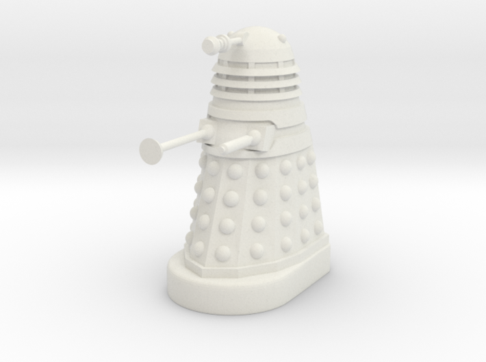 Dalek Mk II - Neutral Pose 3d printed