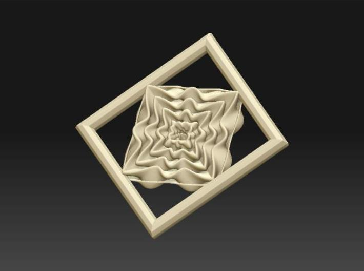 ornament-1 3d printed Description