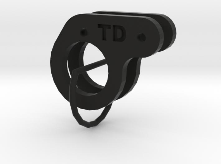 Tamiya ORV Frog Style Trailing Arm Holder MD12 3d printed