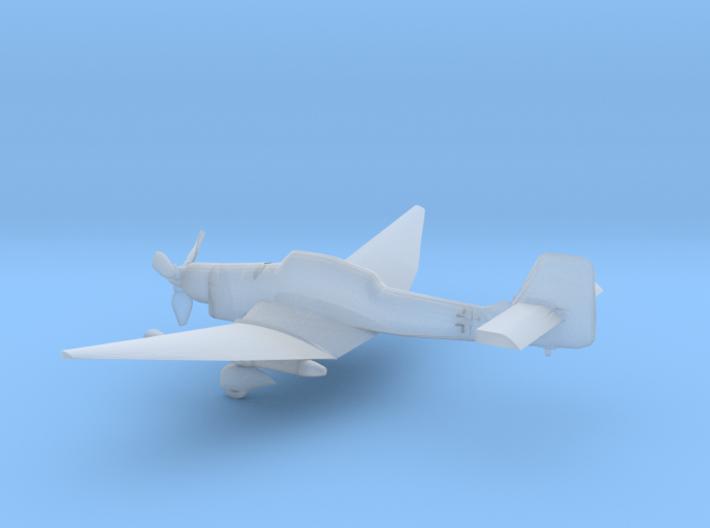JU87 - Stuka G 1/350 3d printed