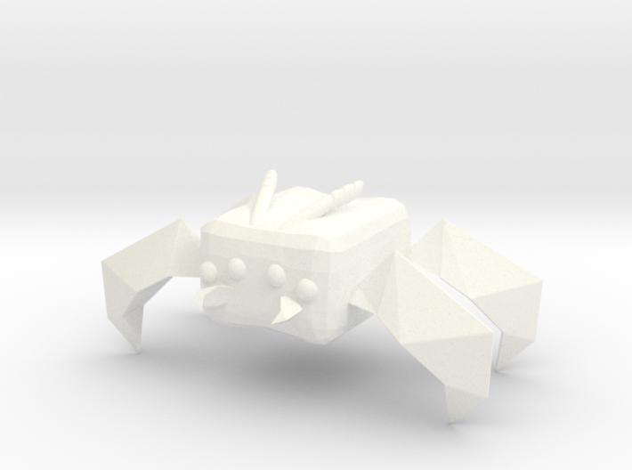 Crasher 3d printed