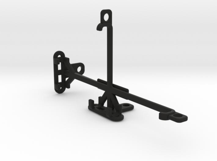Huawei P10 tripod & stabilizer mount 3d printed