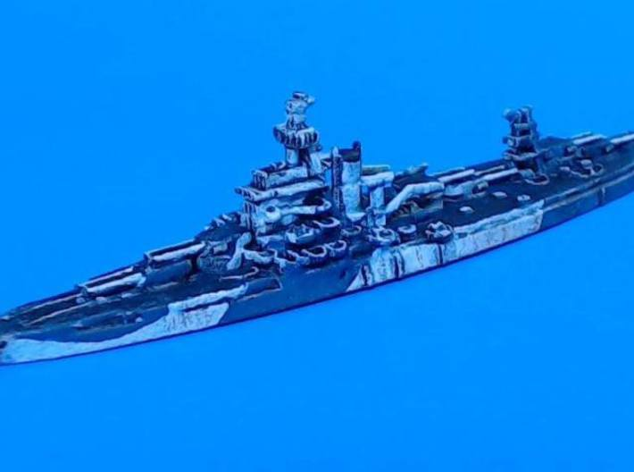 USS Arkansas 1/1800 3d printed By Lethe