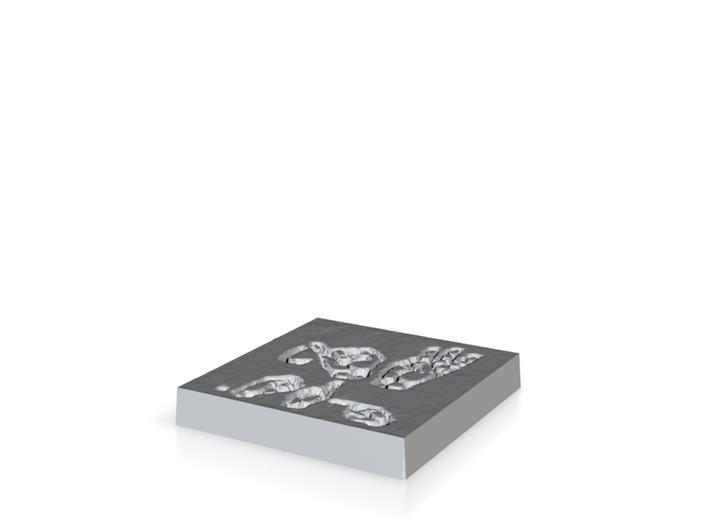 JW 3d ASL 3d printed