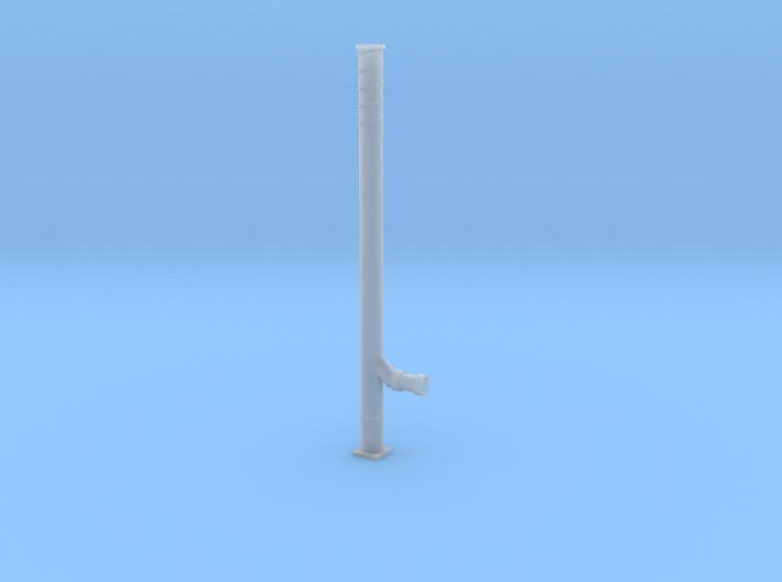 N Scale Industrial Chimney 3d printed