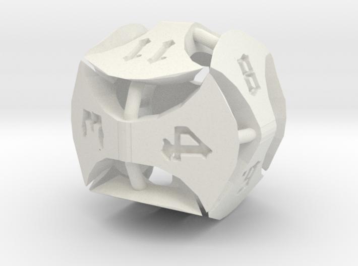 Greataxe D12 3d printed
