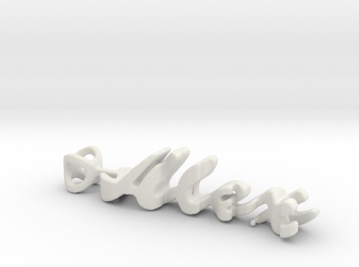 Twine Alex/Dani 3d printed