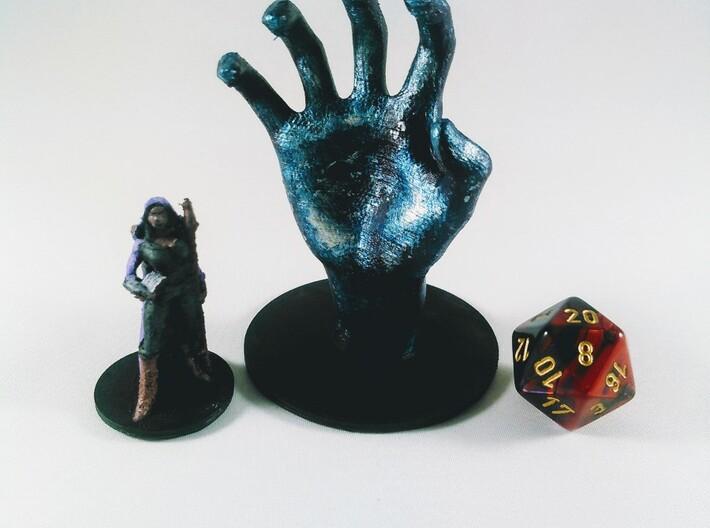 Bigby's Hand 3d printed