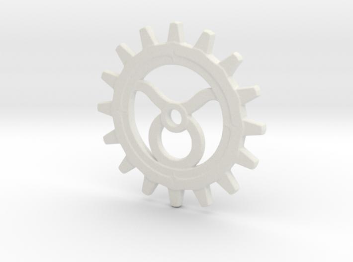 Taurus Gear 3d printed