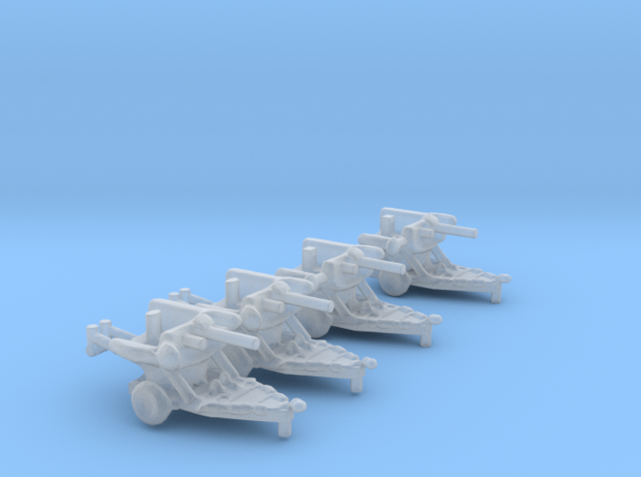 1/285 Scale VADS M167 Set 3d printed