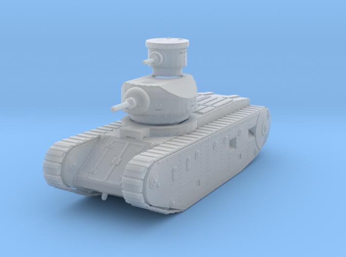 PV173B U.S. Ordnance M1921 Medium Tank (1/100) 3d printed