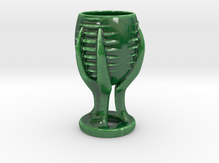 Alien Cup 3d printed