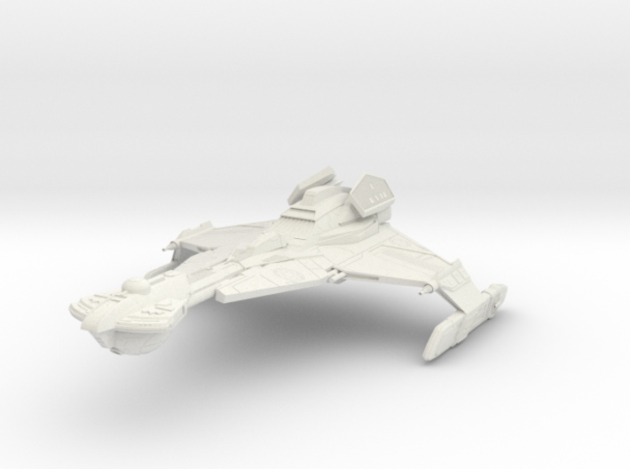 D9 Singer Class BattleDestroyer 3d printed