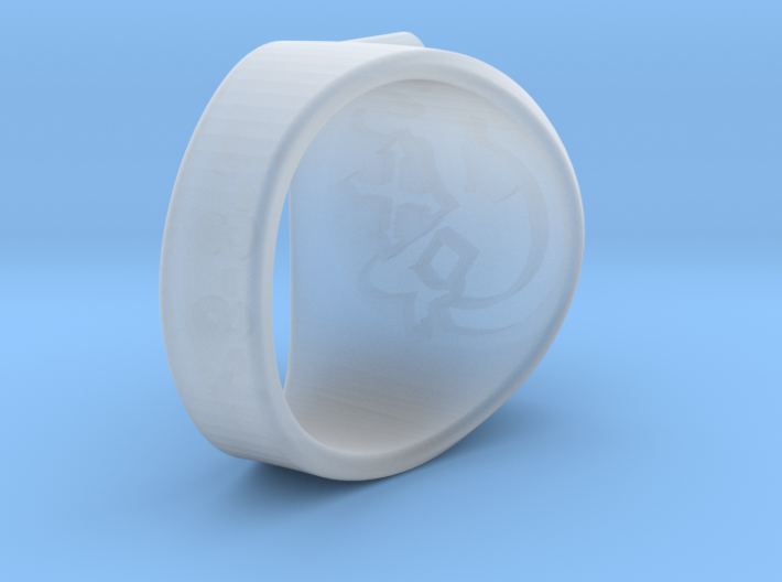 FLYMOLO's Ring 3d printed