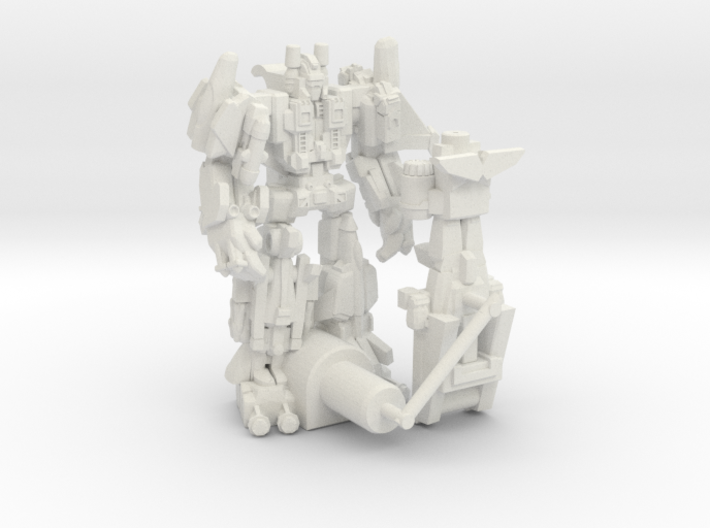 Targetmaster Superion, 5mm  3d printed