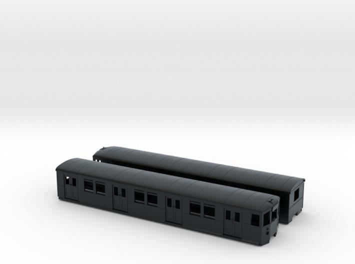 DR ET/ES 165 TT [2x body] 3d printed