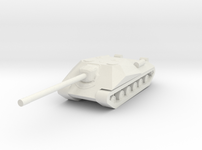 Object704 3d printed