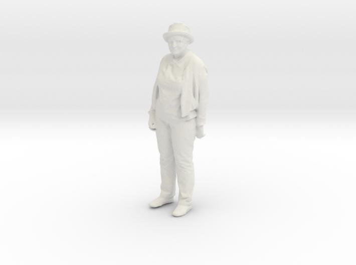 Printle C Femme 100 - 1/20 - wob 3d printed