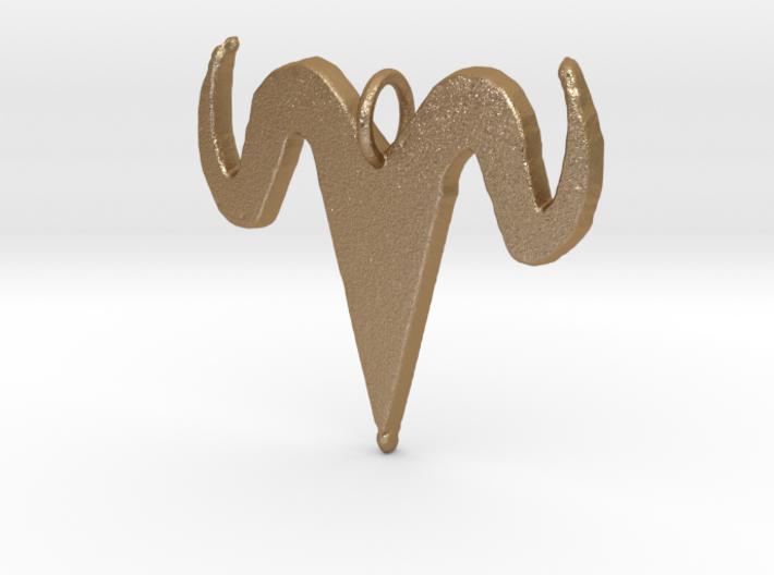 Antlers of Horns 3d printed