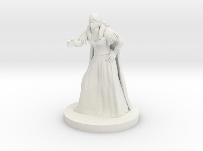 Human Female Noble - Duvessa Shane 3d printed