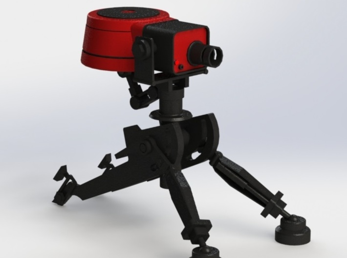 Sentry Gun From Team Fortress 2 3d printed