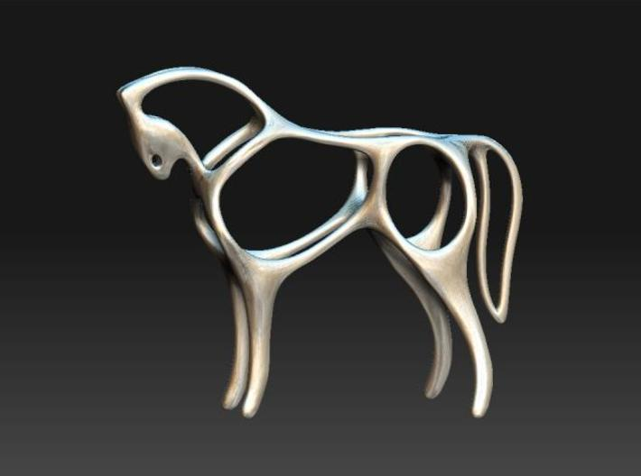 Horse 3d printed ??