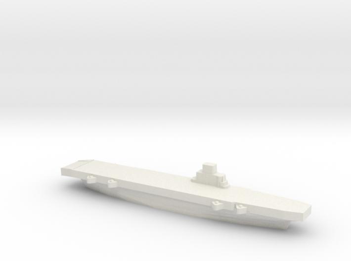 HMS ARK Royal 1/3000 3d printed