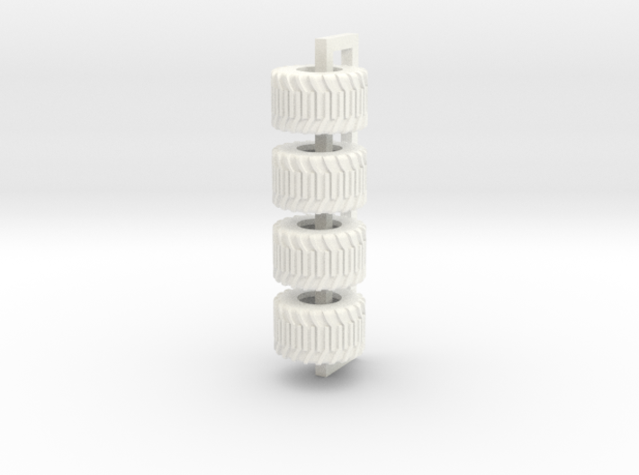 710/40-22.5 Alliance Tire 3d printed
