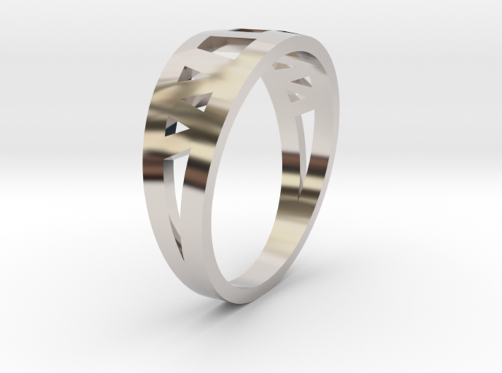 Mother's Ring 3d printed