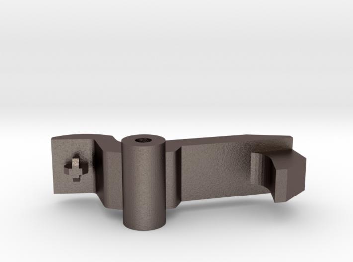 Panasonic bread maker dispenser steel latch 3d printed