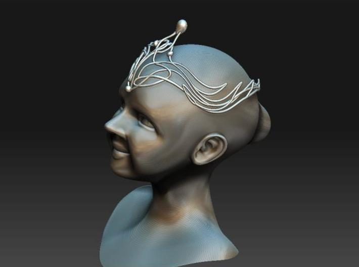 child's crown 3d printed Description