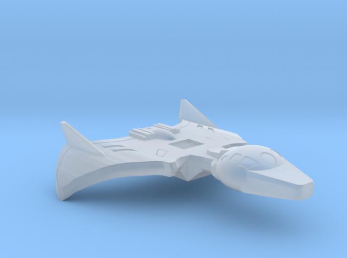 L.E. Ship 3d printed