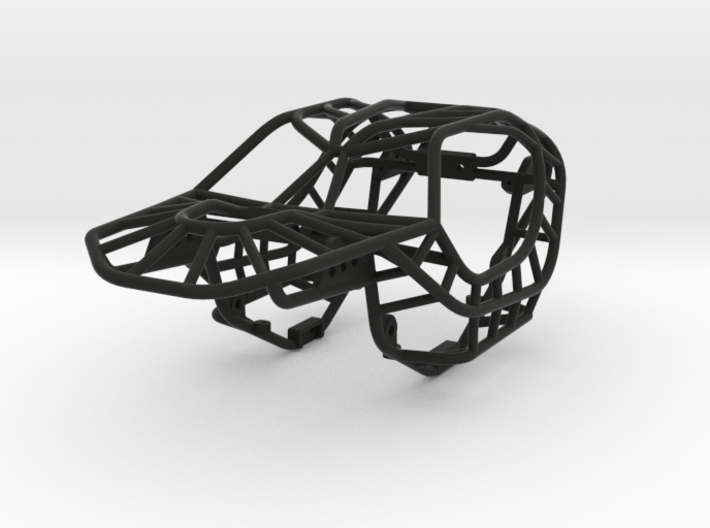 Raptor Rock Bouncer Chassis 1/24 scale 3d printed