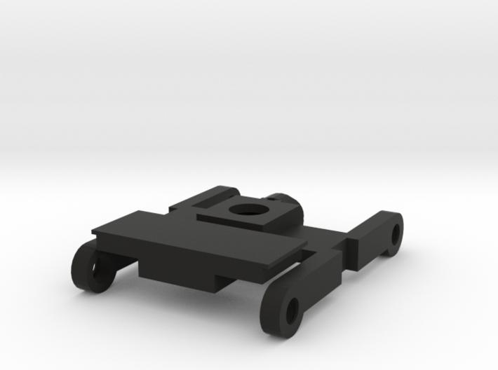 H0 Drehgestell 25,3mm 3d printed