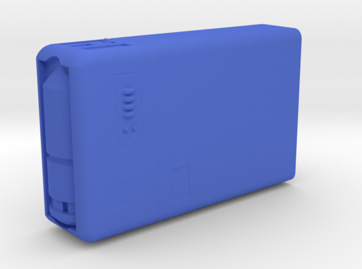 Tricorder, Medical Closed (Next Generation), 1/9 3d printed