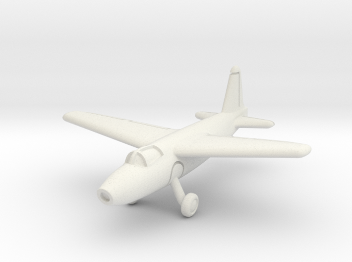 Heinkel He 178 1/200 3d printed