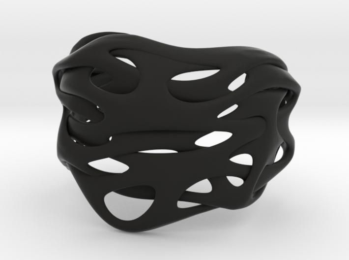 Audio | Unisex Bracelet 3d printed