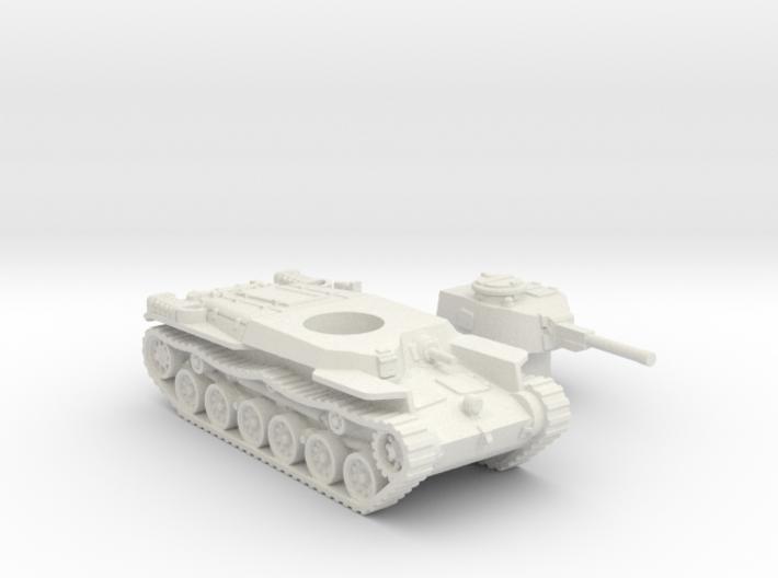 ShinHoTo Tank (Japan) 1/100 3d printed