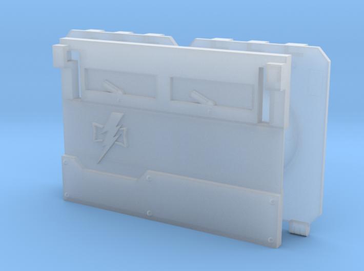 "Space Scars ""Metal Box APC"" Set #1 Lite 3d printed"