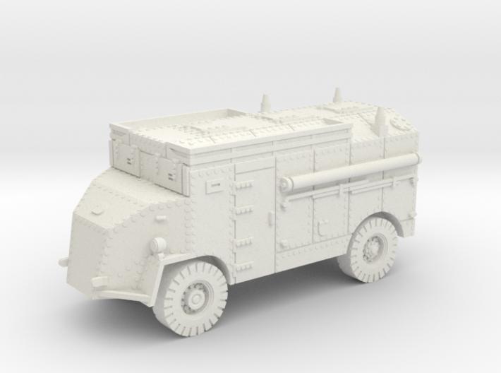 Dorchester AEC 4x4 (British) 1/100 3d printed