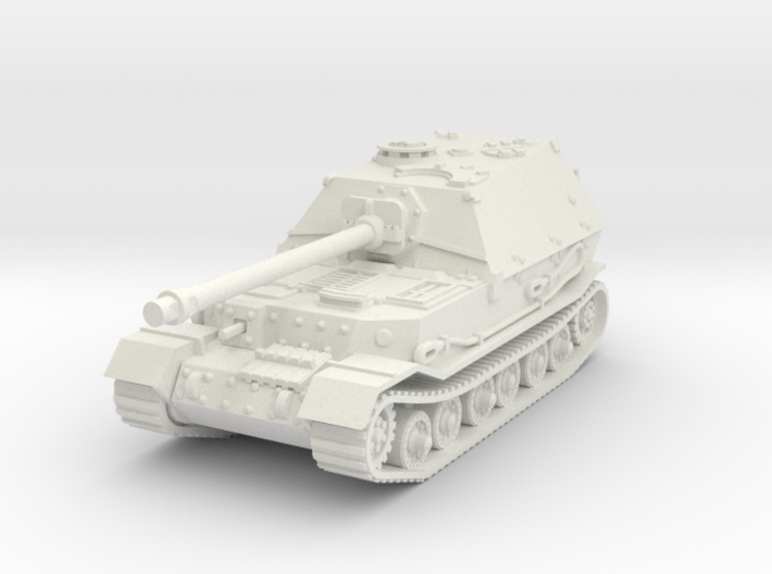 Elefant tank (Germany) 1/87 3d printed