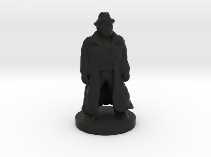 gangster 2 3d printed